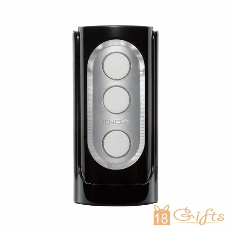 Tenga Flip Hole Black 緊實型